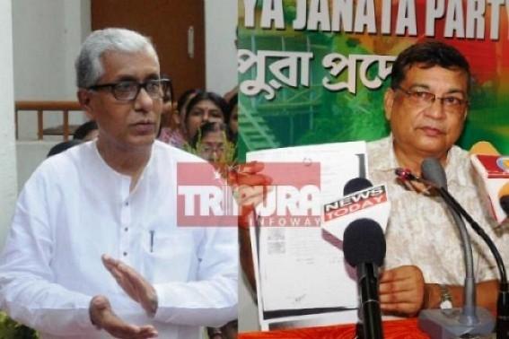 'Fake Voter List has been Communists' mechanism of Electoral Dominance in Tripura' : BJP