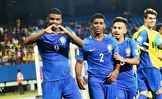 We have the potential to win U-17 World Cup, says Brazil's Paulinho