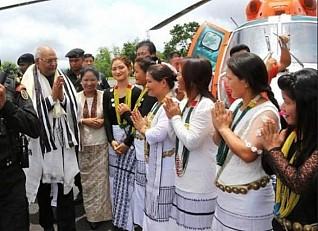 President underlines development of northeastern states
