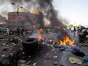 50 killed in Nigeria suicide bombing