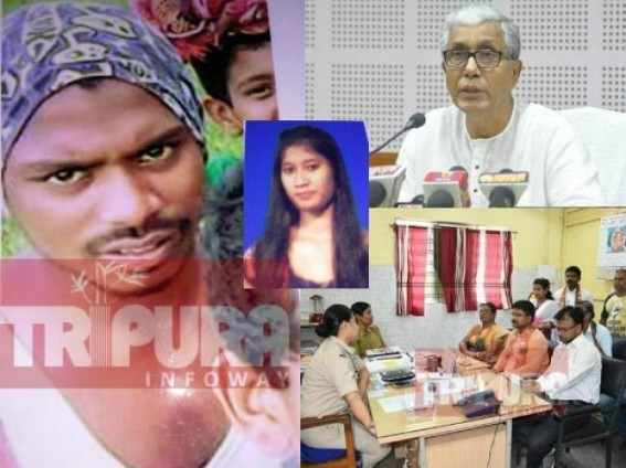 WAKE UP Home Minister Manik Sarkar !!! CPI-M's Lake Chowmuhani based mafia gang kidnapped 16 yrs old girl Susmita Debbarma 8 days back, authorities in slumber