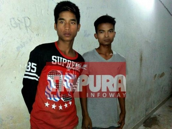 15 yrs girl raped, 2 arrested