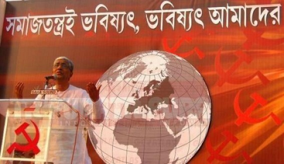 Communists as 'Root of Terrorism' : CPI-M blamed BJP for instigating IPFT for violence without proof, but hiding 1992's Manik Sarkar's statement which asked to 'Outcast Bengalis from ADC, who were converting 70 % tribal population into  23 %'