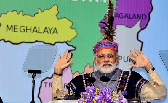 Before Tripura, Meghalaya BJP gets Modi's rally on December 16