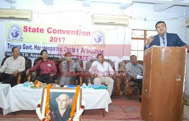 TGHDA held State comvention at TB Association hall. TIWN Pic Feb 26