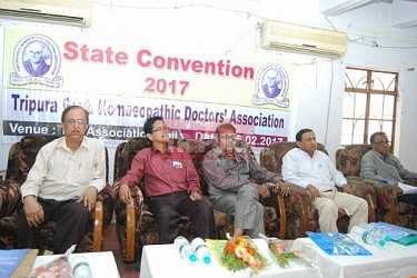 TGHDA held State convention at TB Association hall. TIWN Pic Feb 26