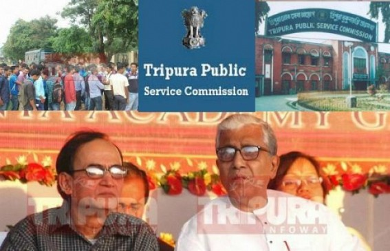 Mockery of Unemployment toll : Tripura Govt nominating students to study Agricultural Engineering through joint entrance exams since 11 yrs, but not allowing to sit in TES exams through TPSC