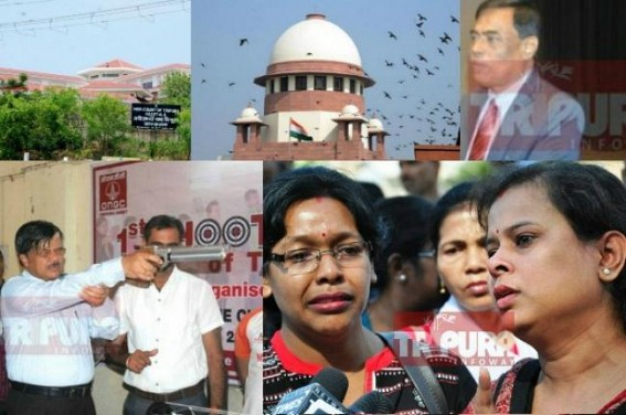 Arrogance of CPI-M Govt is solely responsible for 10323 Disaster : High time to grill state's corrupt officials SK Panda, Banamali Sinha in jail for affecting 50,000 people's lives