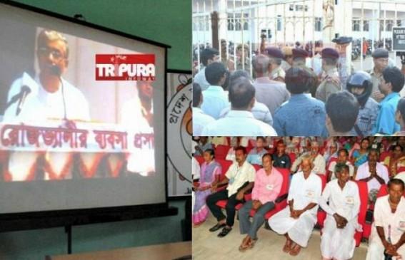 Tripura Govt gave lands to Rose Valley : but 5000 Bengali Udbastu families left homeless since 1994