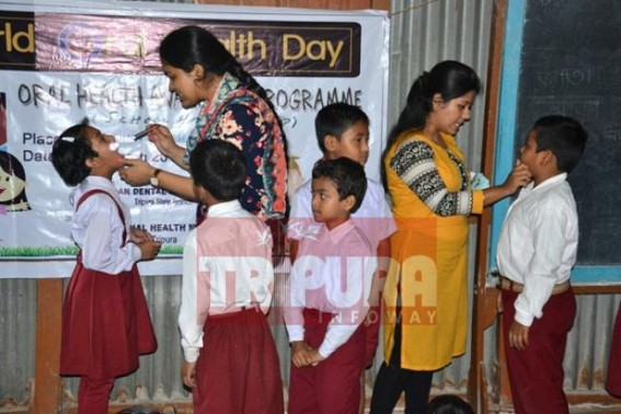 Tripura observes World Oral Health Day-2017