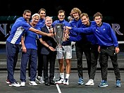 Federer wins Laver Cup for Europe after defeating Kyrgios
