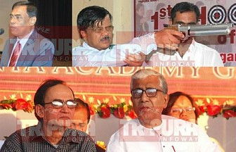 10323 Teachers jobs termination by SC : BJP to file Writ Petition in HC demanding CBI probe against scamster Manik Sarkar, Panda and other corrupt officials : BJP to start statewise movement demanding Tripura CM's resignation