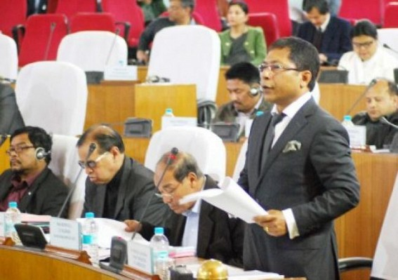 Meghalaya budget set new benchmark: Chief Minister