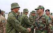 Pakistan, Russian militaries hold joint drill