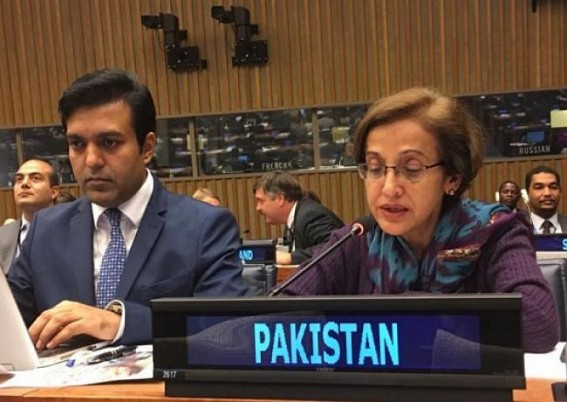 Pakistan's first-ever woman foreign secretary takes charge