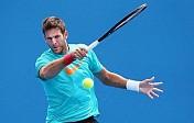 Del Potro to miss Argentina's Davis Cup tie against Italy