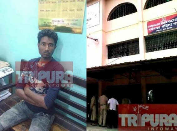 West Bengal police arrested 1 from Dharmanagar