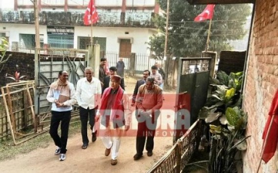 Manik Sarkar leaving no stone unturned with Dhanpur