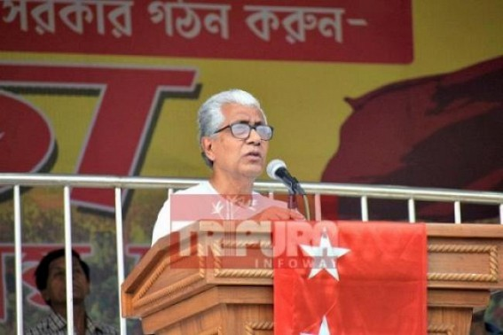 'How a nationalize party can align with IPFT?' : Manik Sarkar