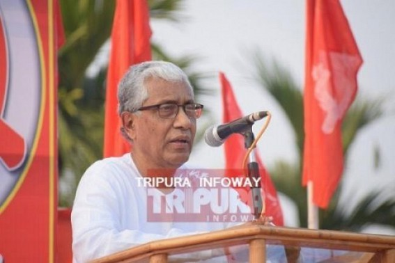 Manik Sarkar is not only the 'poorest', but his whole state too