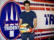 Racer Maini joins Trident team for F2 season