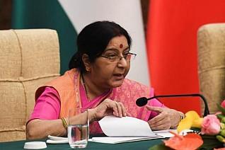 Sushma Swaraj lambasts Pakistan at SCO meet