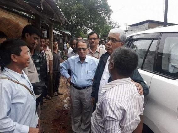 'Food crisis on Hills, Tripura peace-less' : Manik Sarkar