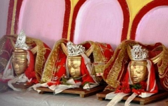 7 days long Kharchi Puja from 20th July