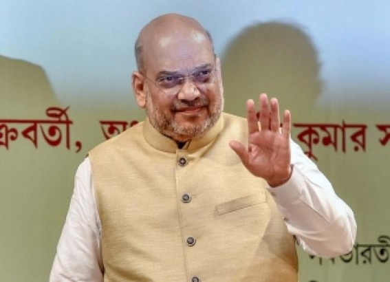 Amit Shah led LS election preparatory meeting begins at Manipur