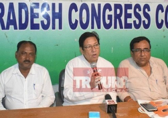 Congress calls Non-BJP parties to 'join' hands to fight BJP