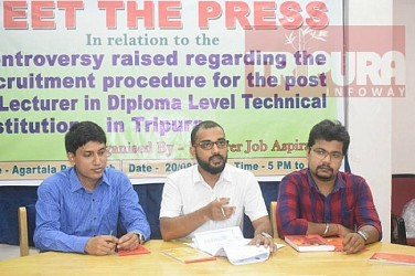 TPSC delaying result of High Court scrutinized 65 Lecturers posts for Technical Institutions, job aspirants expressed concerns. TIWN Pic Aug 20