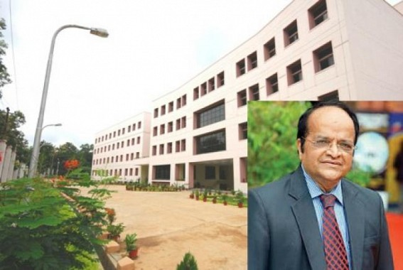 Ex- UGC Chairman appointed  as Chancellor of ICFAI Tripura