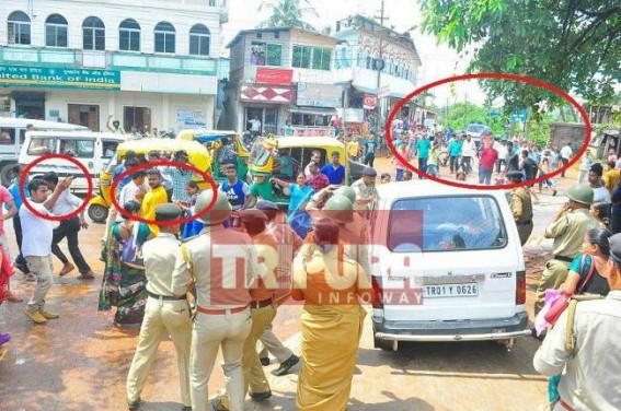 SDPO Ajay Das's immediate action controlled Dukli violence : Report