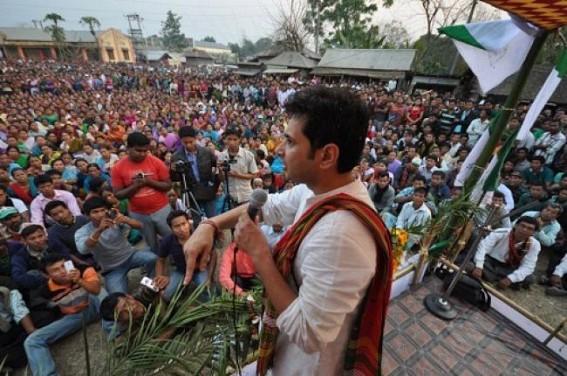Congress appoints 9 new AICC secretaries : Pradyot Deb Barman for Sikkim