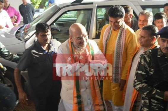March 3rd to October 3rd : No Pay Commission for Tripura Employees after 7 months, Amit Shah's JUMLA promise of 7th Pay Commission from March 4 hits employees