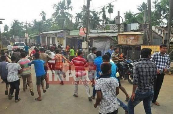 Mafia clashes among BJP gangs paralyzed Akhaura checkpost
