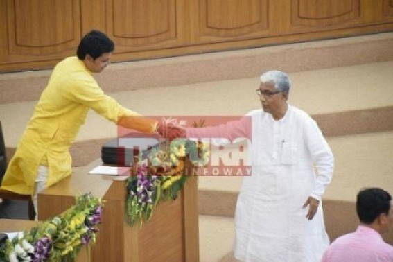 Tripura Unemployment Rate tolls high : From 15.16% in March-2018 (CPI-M Govt) unemployment rate spikes 39.1% (BJP Govt) in September-2018
