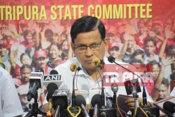 Food Crisis in tribal areas : Badal Choudhury slams BJP Govt