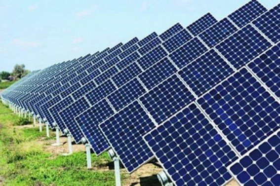 Solar energy to be used to save power : Cabinet