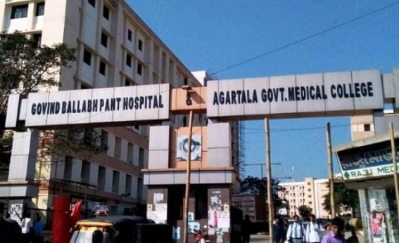 Dark night at GB hospital, 4 times load-shedding : Patients suffered