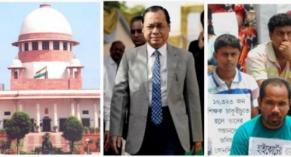 10323 ad-hoc teachers case now on SC Chief Justice's bench