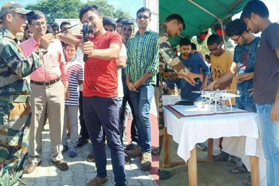 'Know Your Assam Rifles' : Weapon and Equipment Display organized at NIT-Silchar