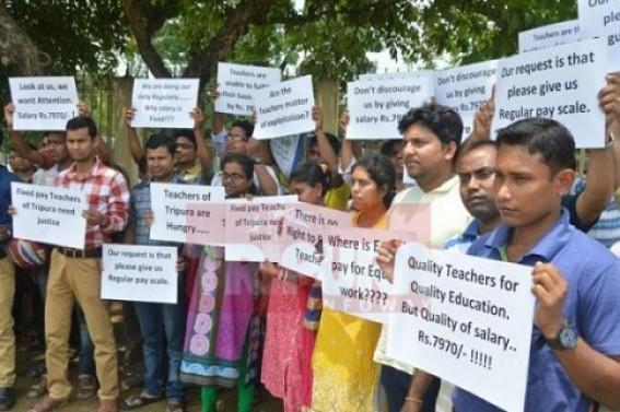 No 7 CPC, No regularization of TET teachers : Govt expecting teachers 'should' take 6 classes per day