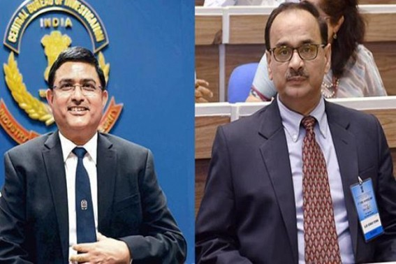 SC reserves order on CBI Director Alok Verma's plea