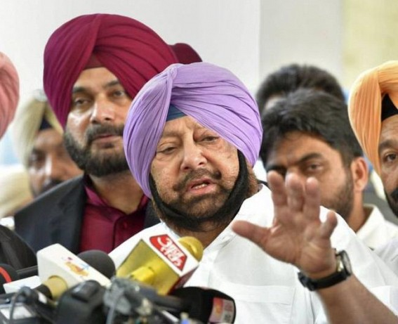 Amritsar Dusshera function had no permission, Amarinder orders 'stern action'