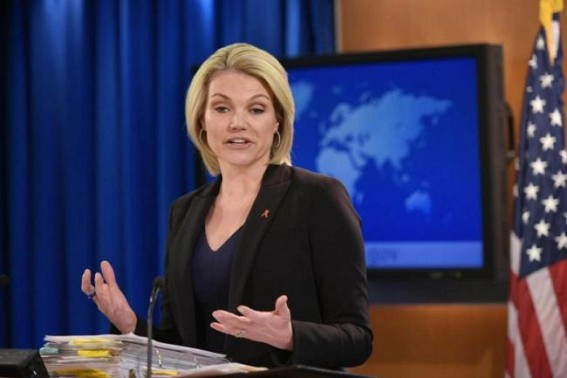 Trump to pick Heather Nauert as next UN envoy