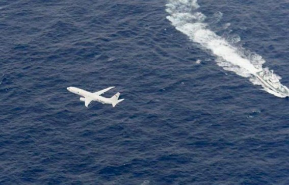 US military planes crash off Japan, 5 missing