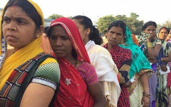 Over 41% polling reported in Rajasthan