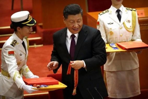 China will never seek hegemony: Xi
