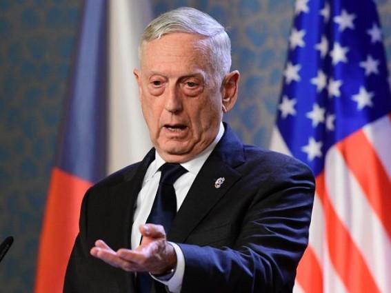 US Defence Secretary James Mattis announces resignation